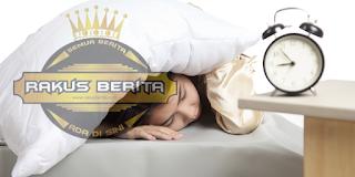 Kurang Tidur Bisa Menyebabkan Masuk Angin