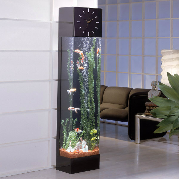 20 Creative and unusual Fish Tank Aquariums | Spicytec