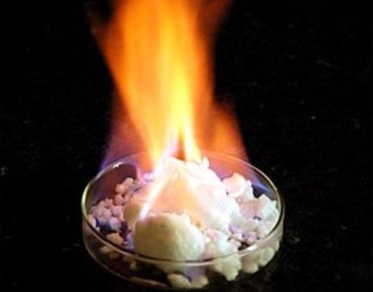El hielo de metano podría ser la solución a nuestros problemas energéticos
