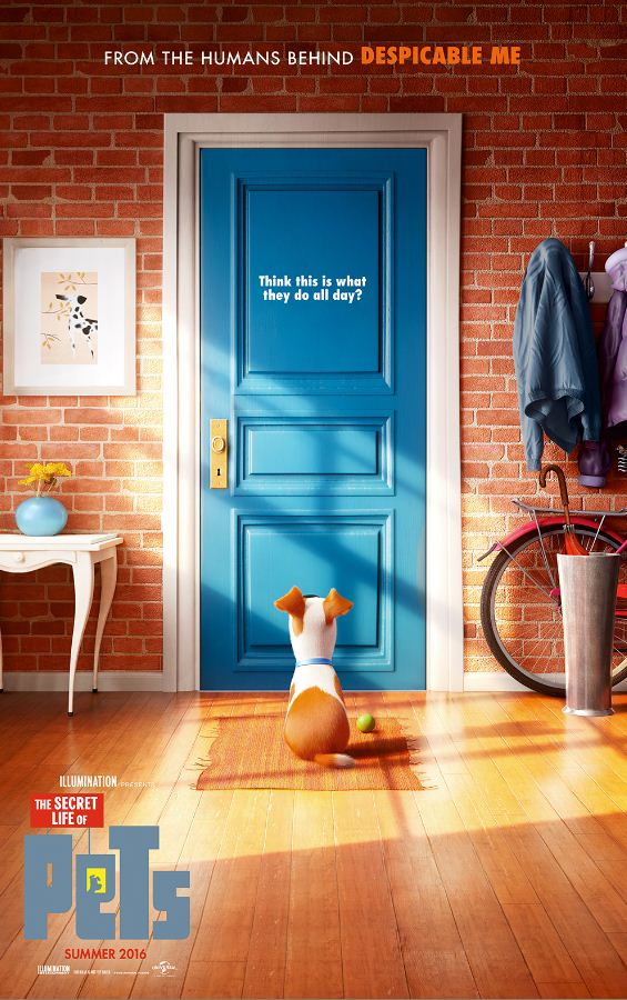 The Secret Life of Pets (2016) Free Download