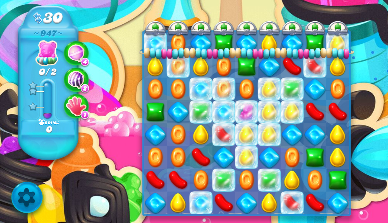 Candy Crush Soda Saga 967