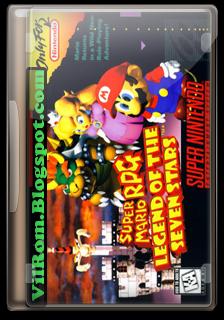 SNES: Super Mario RPG | Vil Rom