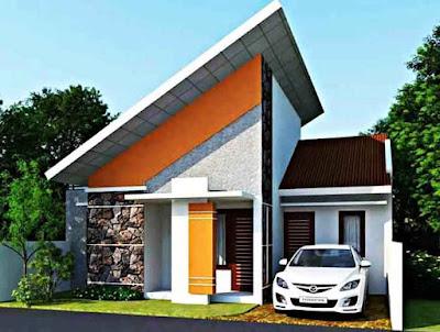 Desain rumah minimalis sederhana tapi elegan