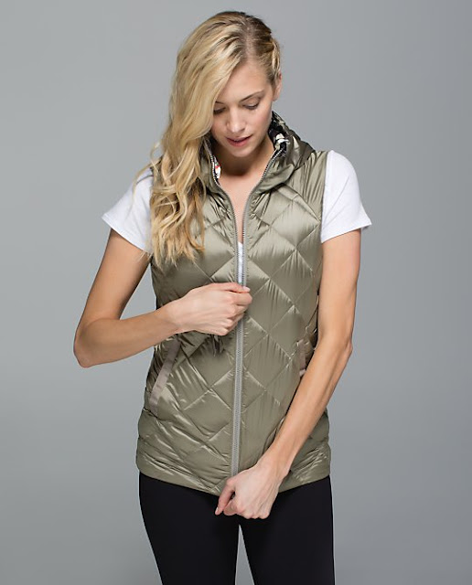 lululemon-fluffiest-vest soft-earth