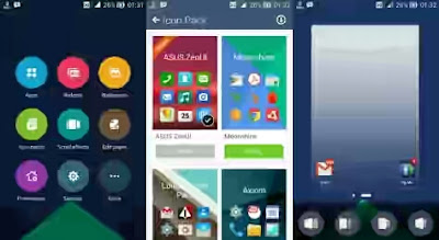 ASUS Launcher  APK Android Launcher