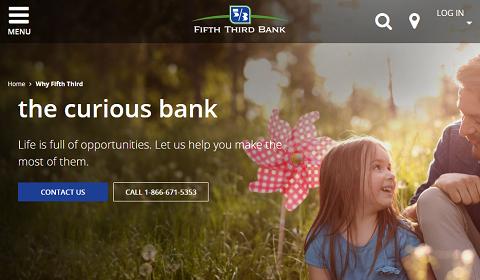 Fifth Third Ban - The Curious Bank
