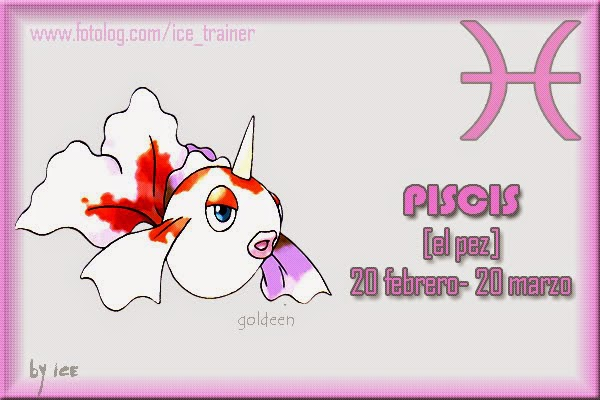 Horoscopo Pokemon Signo Piscis