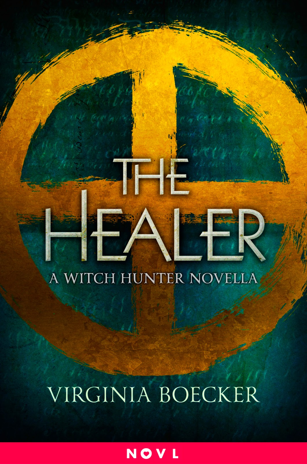 The Healer (The Witch Hunter 0.5) by Virginia