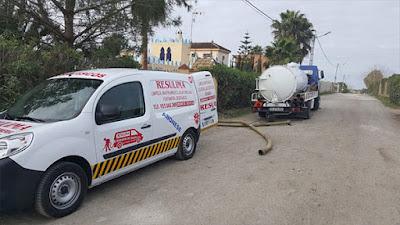 Limpieza de fosas sépticas en Sevilla