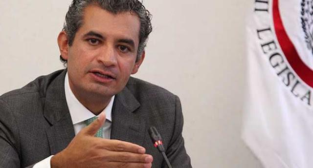 El plagio de EPN ya fue aclarado, dice Enrique Ochoa Reza, Líder del PRI.