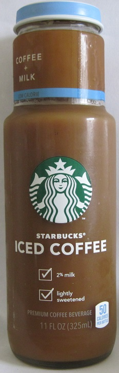 Caffeine King Starbucks Low Calorie Iced Coffee Review