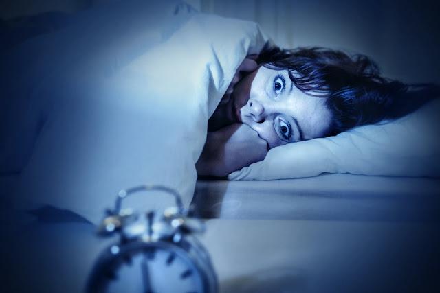 Pola Tidur yang Berantakan