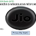 Jio JMR815 Wiraeless WiFi Modem/Wireless Router [On Offer 54% OFF]