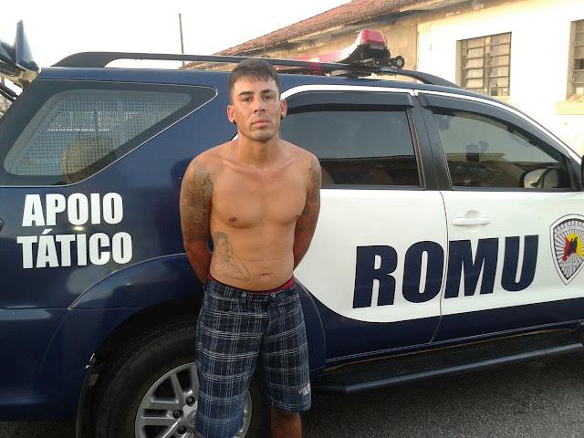 Rondas Ostensivas Municipais (ROMU) apreendem mil porções de drogas e detém traficante na Vila Sabiá, em Sorocaba