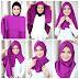 Tips Padu Padankan Hijab Segi Empat yang Nyaman
