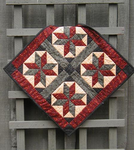 A Very Prairie Block Free Quilt Pattern
