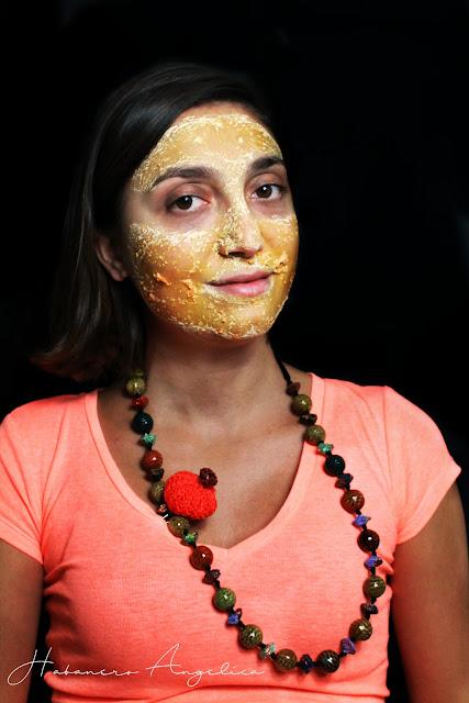 Come preparare in casa una maschera nutriente alla zucca