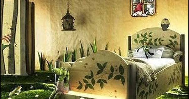 enchanting car themed bedroom | Decorating theme bedrooms - Maries Manor: fairy forest ...