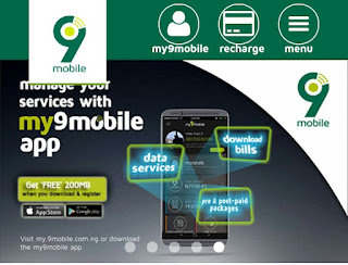 Download My9Mobile App