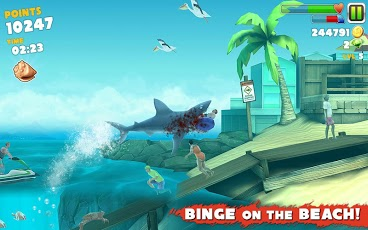 Hungry Shark Evolution v2.6.2 APK