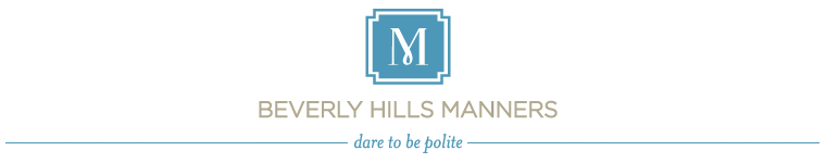 Beverly Hills Manners - 90210 Manners