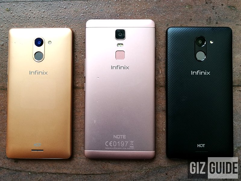 Infinix Fires It Up With its Hottest Models In PH Yet!