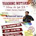 Training Motivasi Mahasiswa UIN