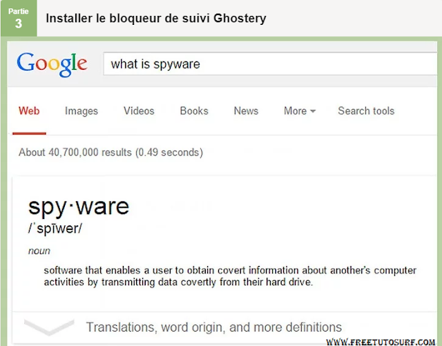 Comment supprimer pub Google Chrome