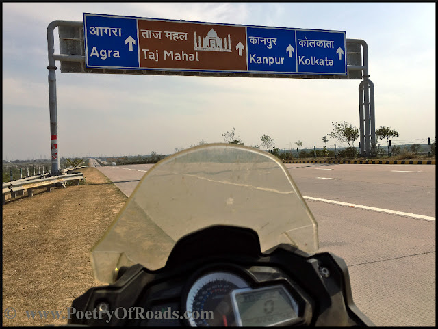 Golden Quadrilateral Ride with Benu - the Itinerary
