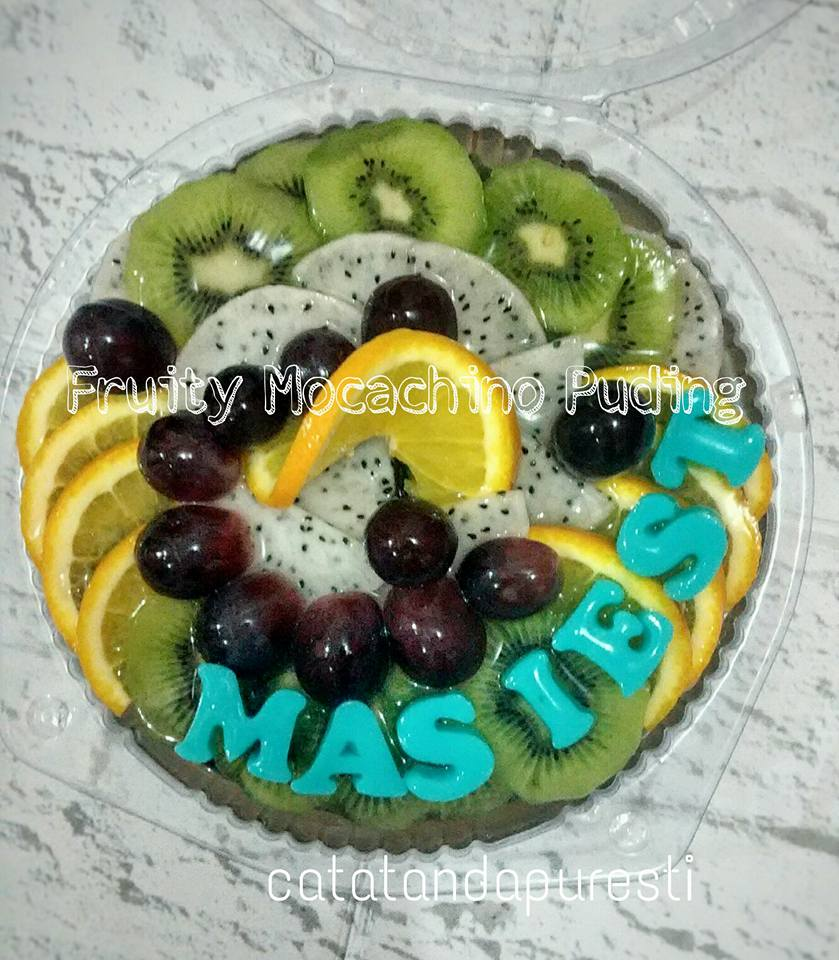 Catatan Dapur Esti Juni 2016 Sambel 200gr By Liwet Ui Fruity Mocachino Puding