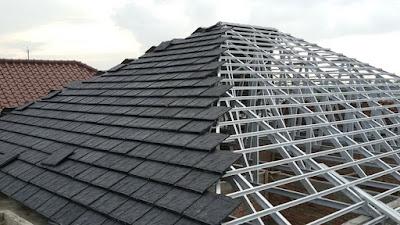 Cara Mudah Menghitung Biaya 1 M2 Pasang Atap Baja Ringan Untuk Rumah Minimalis