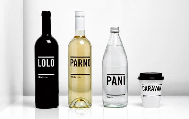 Tendencias en packaging de vino, Caravan drinks