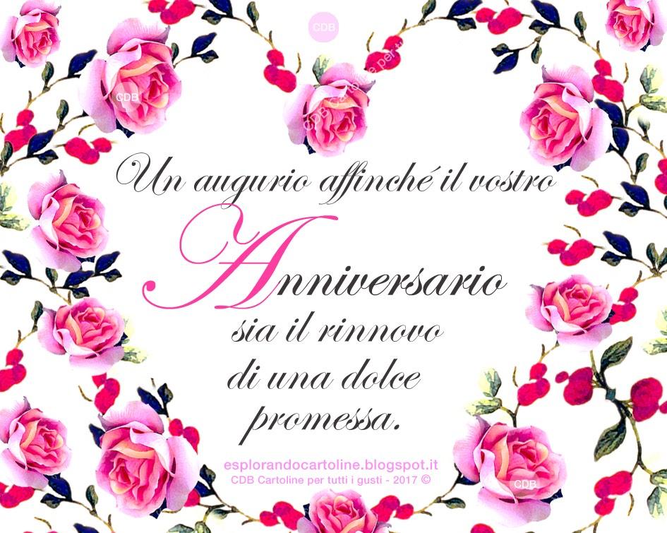 Tanti Auguri Per Il Vostro Anniversario Di Matrimonio.Cdb Cartoline Per Tutti I Gusti Cartolina Un Augurio Affinche