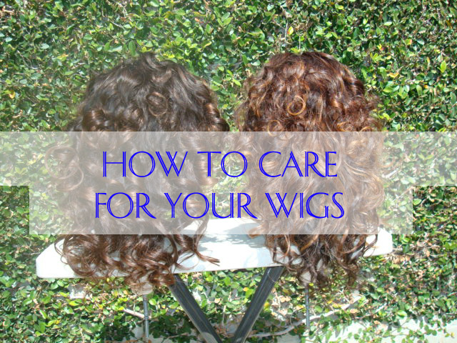 Lace Wig Care