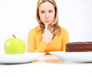 Selera makan bertambah semasa menyusu badan