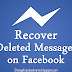 Recover Deleted Facebook Messenger Messages on iOS