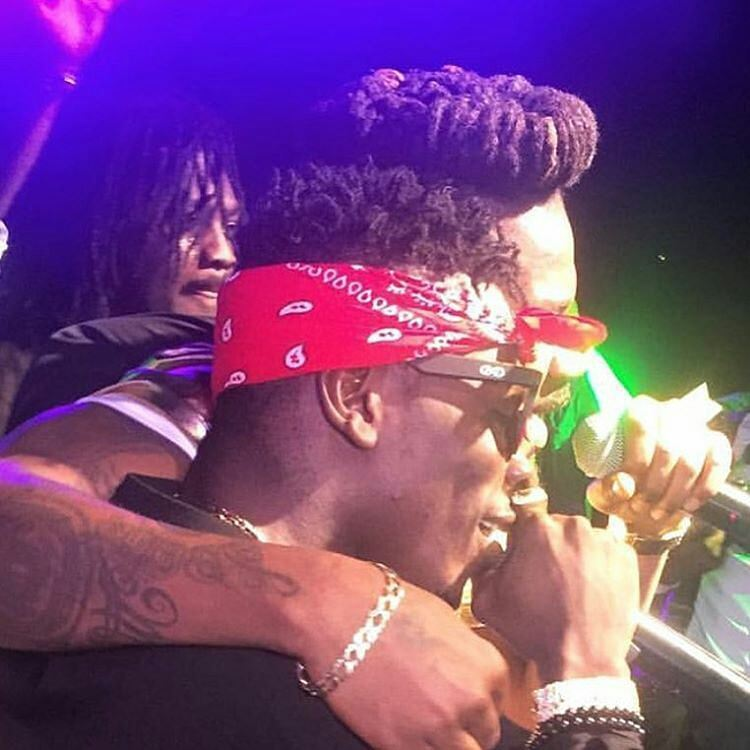 Gossip: Shatta Wale To Feature Samini In A Song Produced By America's Aced Deejay - Dj Khaled
