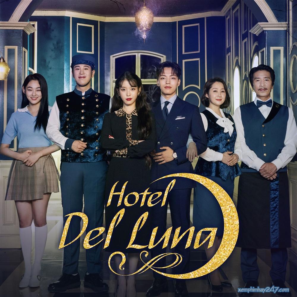 http://xemphimhay247.com - Xem phim hay 247 - Khách Sạn Ma Quái (2019) - Hotel Del Luna (2019)