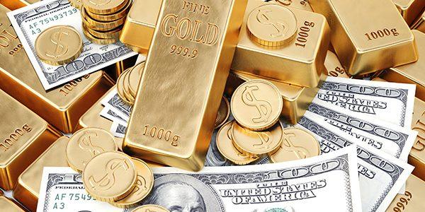 Vàng, USD, Trái Phiếu Mỹ?