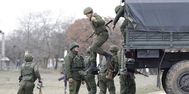 Daftar kekuatan militer AS Vs Rusia, Jika Terjadi Perang Siapa Lebih Unggul?