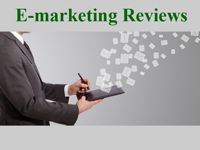e-marketing reviews