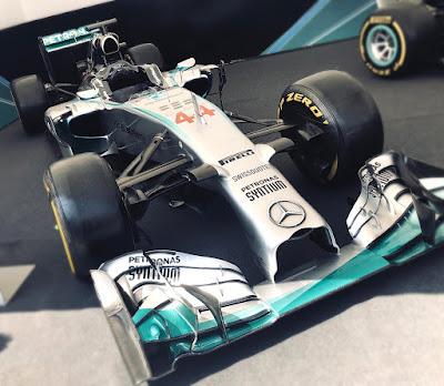 AMG Petronas F1