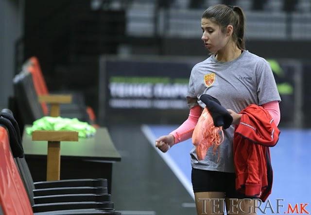 ZRK Vardar: As Only Macedonian Team Player Sara Ristovska Uses Every Opportunity She Gets