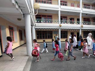 انطلاق عملية تسجيل الأطفال في السنة الأولى ابتدائي للسنة الدراسية 2017/2016