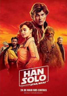 Han Solo: Uma História Star Wars Torrent - BluRay 720p/1080p Dual Áudio