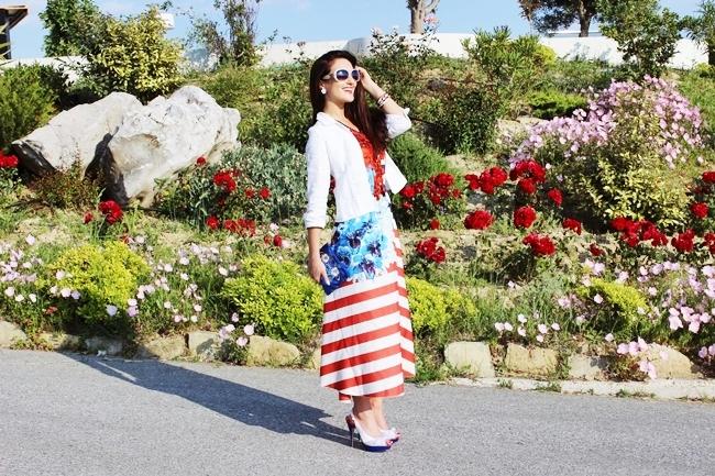 mornarske pruge modni trend kako nositi
