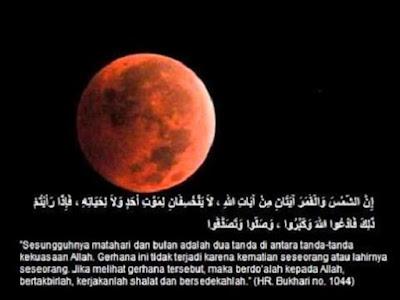 Shalat Gerhana matahari dan Bulan - berbagaireviews.com
