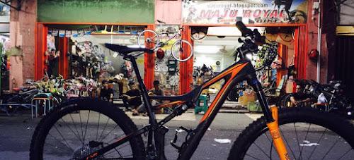 toko sepeda majuroyal