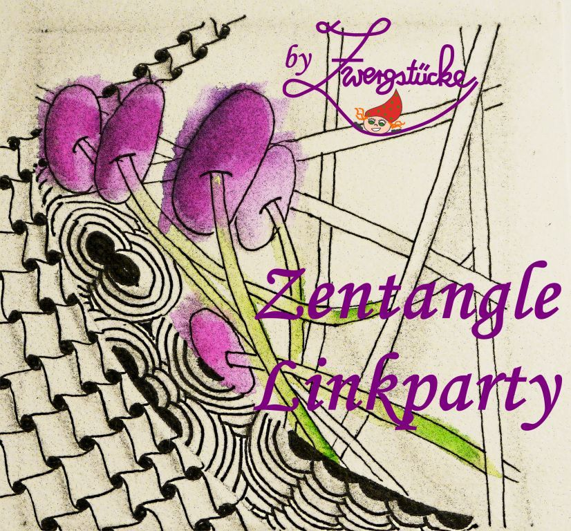 "Linkparty ""Zentangle"""