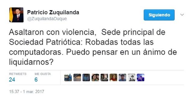 Zuquilanda